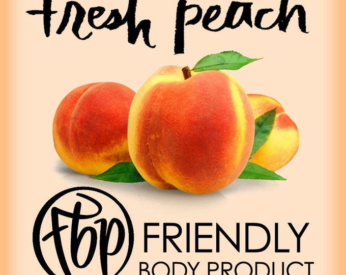 Soy Candle - Peach Candle