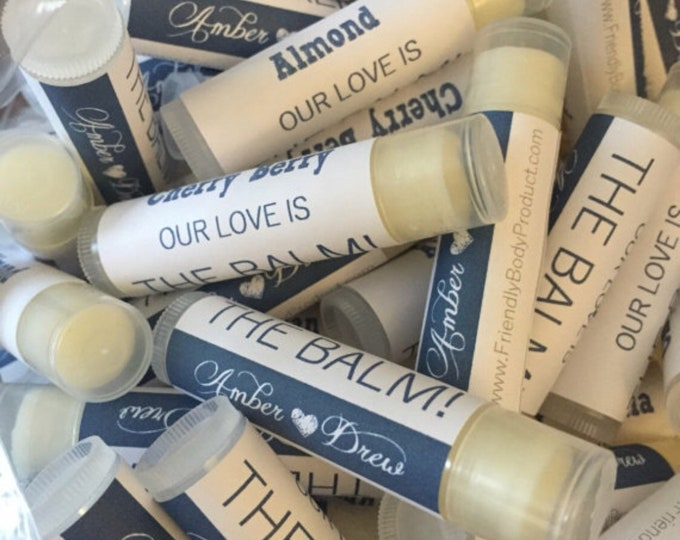 Wholesale Lip Balms - Vegan Lip Balms