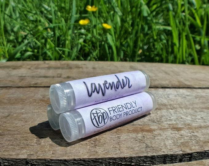 Lip Balm - Lavender Essential Oil
