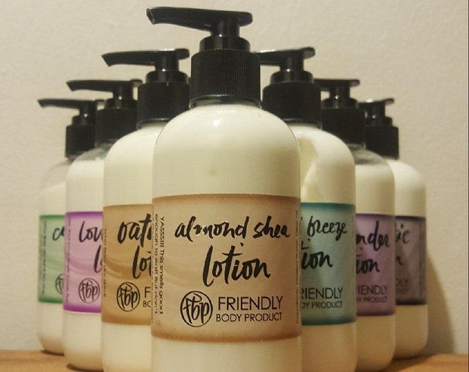Lotion - Almond Shea Butter Lotion