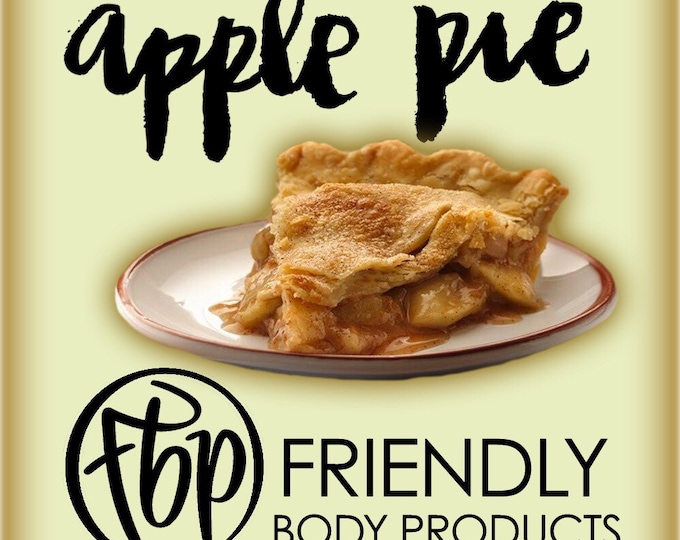 Soy Candle - Apple Pie Candle