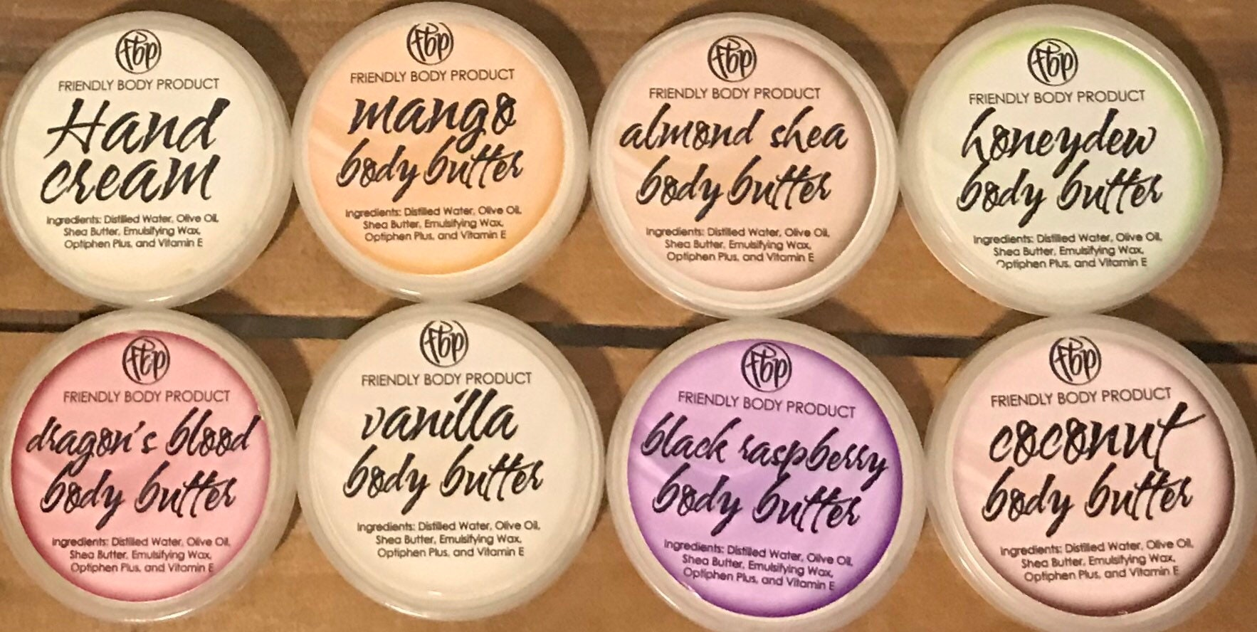 Body Butter - Honeydew - Lotion