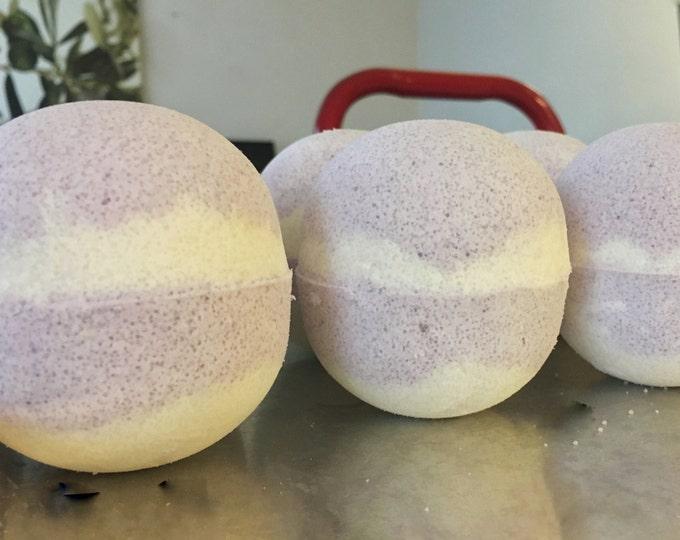 Bath Bomb - Black Raspberry Vanilla Bath Bomb