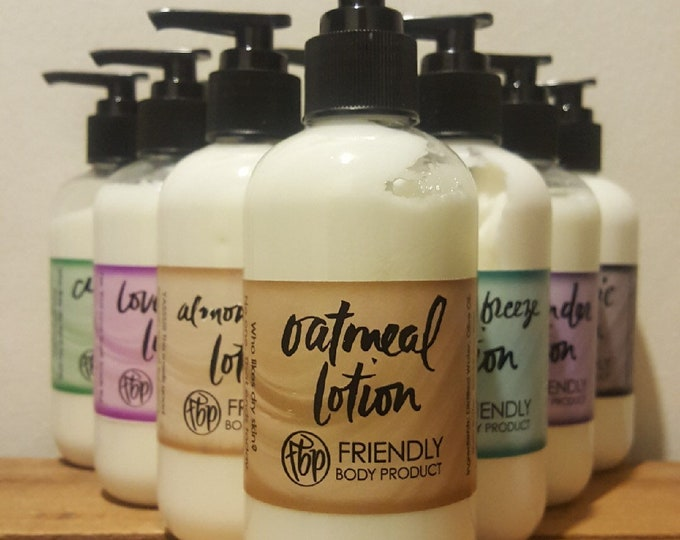Lotion - Oatmeal Lotion