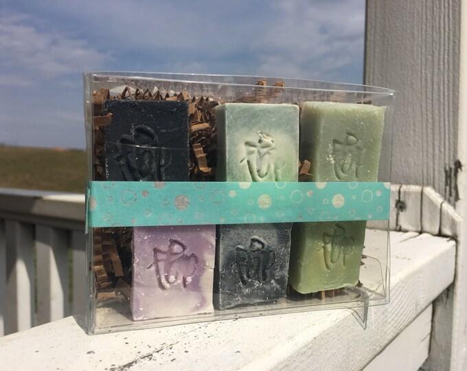Soap Sampler - Essential Oil Soap