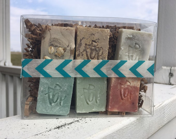 Soap Sampler - Dry Skin Soaps