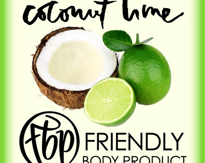 Soy Candle - Coconut Lime Candle