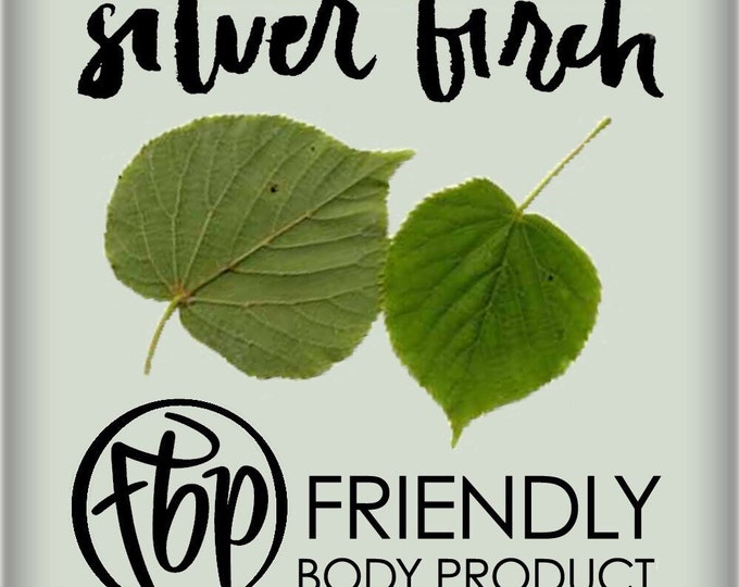 Soy Candle - Silver Birch Candle