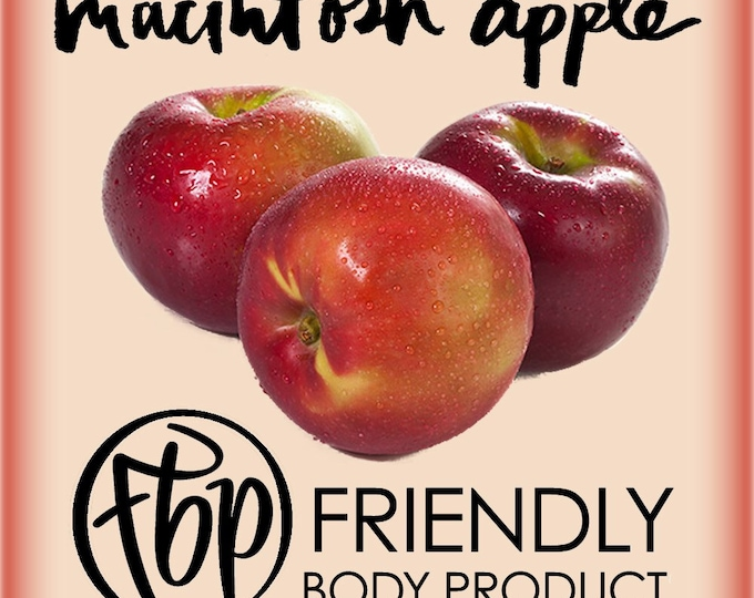 Soy Candle - Apple Candle
