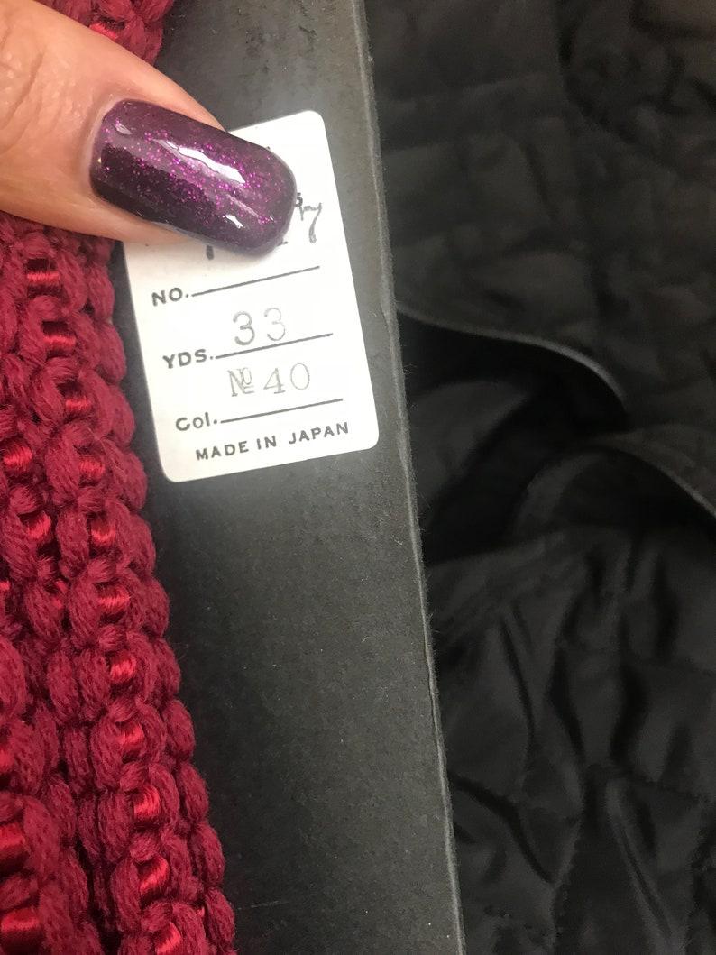 Made in Japan. Vintage Braid.Passementerie Sold by 5 yards cut