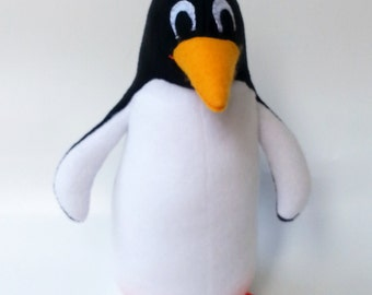 Stuffed Animal - Stuffed penguin