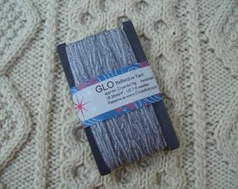 GLO Reflective Yarn Silver 6923205fc293