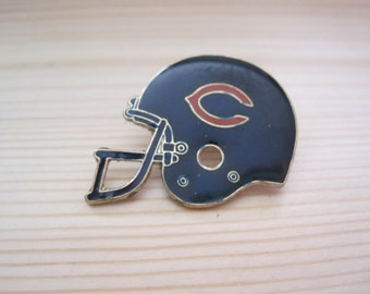Vintage Chicago Bears 1987 NFL Football Helmet Lapel/ Hat Pin
