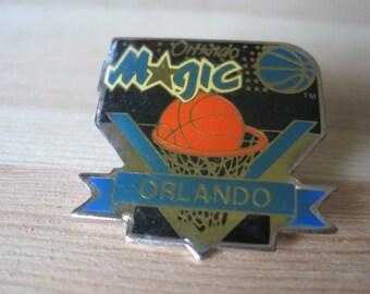 Vintage Orlando Magic 1994 NBA Lapel/ Hat Pin