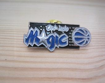 Vintage Orlando Magic 1989 NBA Lapel/ Hat Pin