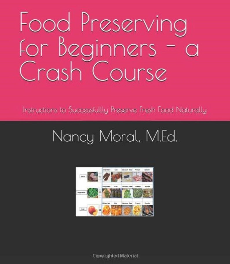 Food Preserving for Beginners  a Crash Course image 0