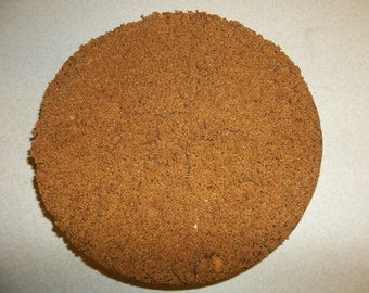 """Homemade Carrot 9"""" Cheesecake with Streusel Topping, Licensed Home Bakery, Delicious!"""