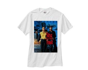 df20d5ff boyz n the hood tee shirt tshirt nwa ice cube straight outta compton rap  hip hop boys