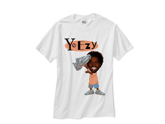 yeezy 700 inertia shirt