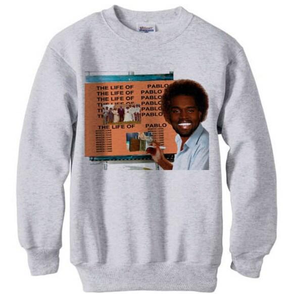 Vida de retrato de tlop Kanye west de pablo me siento como  eaa50a1df0b