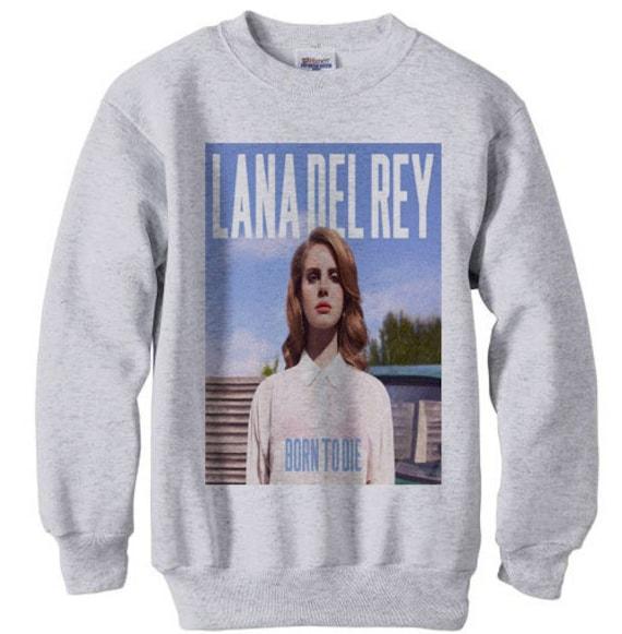 Lana Del Rey Born To Die Ultraviolence Mouth Diamond Fleece Etsy