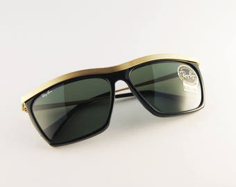 c523d30e6b8 RAY-BAN Olympian III - Sunglasses Bausch   Lomb - 90s Ray-Ban sunglasses -  Never Been Worn - Made in Usa