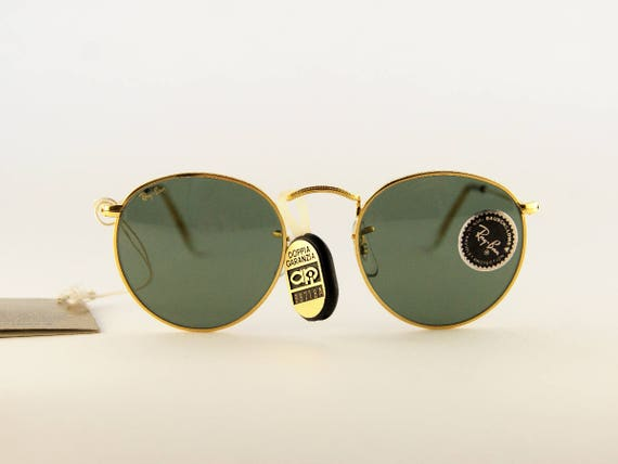 ba5947ec29eb Vintage Rare Ray-Ban Arista Sunglasses Bausch & Lomb 90s image ...