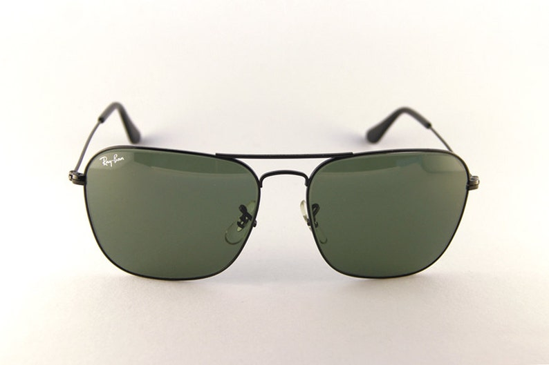 1334065bf0c RAY-BAN CARAVAN Rare Vintage Sunglasses by Bausch   Lomb