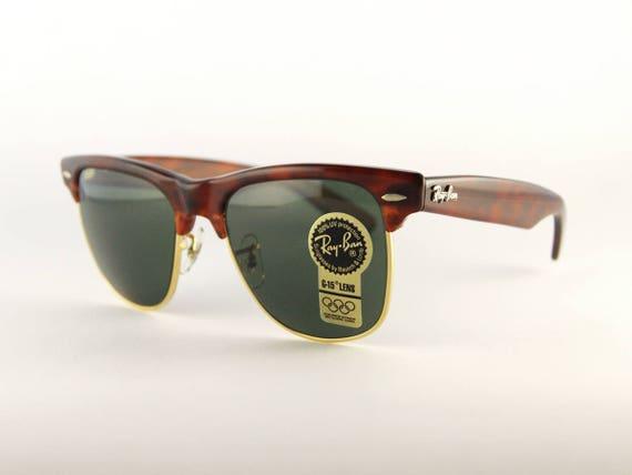 4c5604dddc ... sweden ray ban wayfarer max vintage rare sunglasses ray ban by etsy  5d903 07784