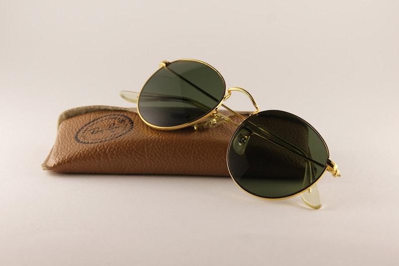 632a1cf9b7 Rare RAY-BAN John Lennon Vintage Sunglasses