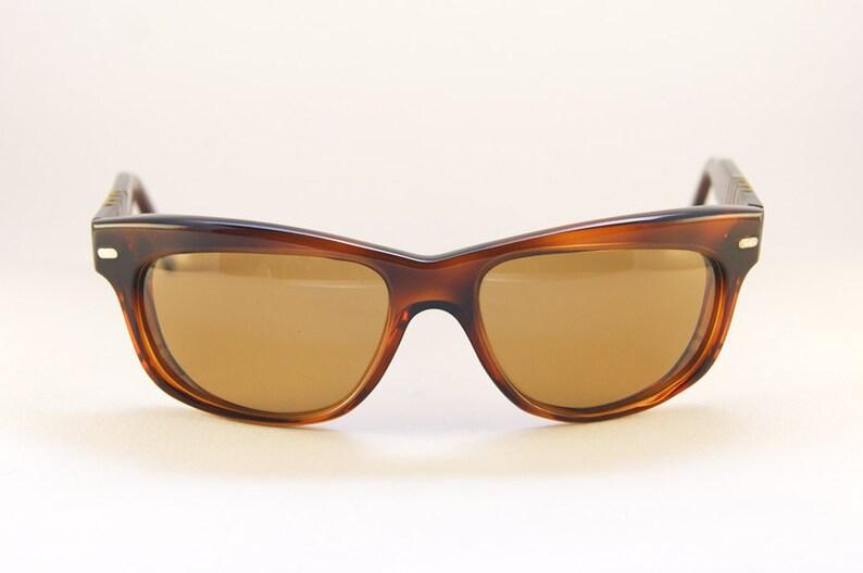 5a8b3e1a4fd PERSOL RATTI Vintage Sunglasses 80s sunglasses