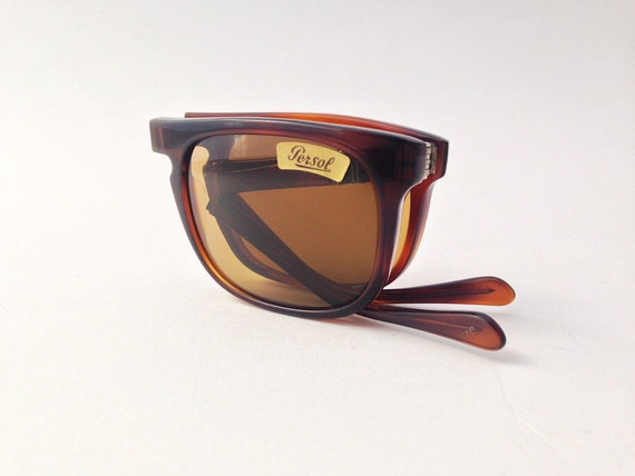 747860157b Persol Ratti 807 Vintage Sunglasses folding sunglasses 80s