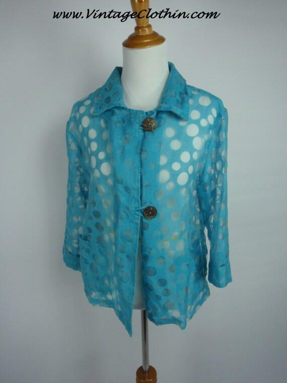 1980s/1990s Nouveau Monde Jacket, Coat, Vintage J… - image 4