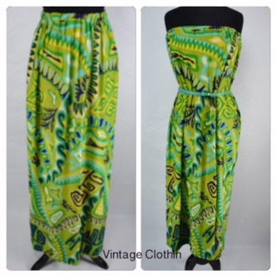 1970s Maxi Skirt, 1970s Dress, 70s Maxi Skirt, 70s