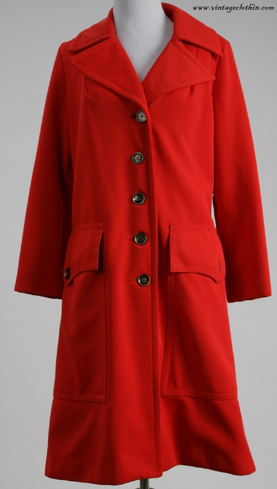 1960's Vintage Mod Coat Made by Smug, Mod Coat, 19