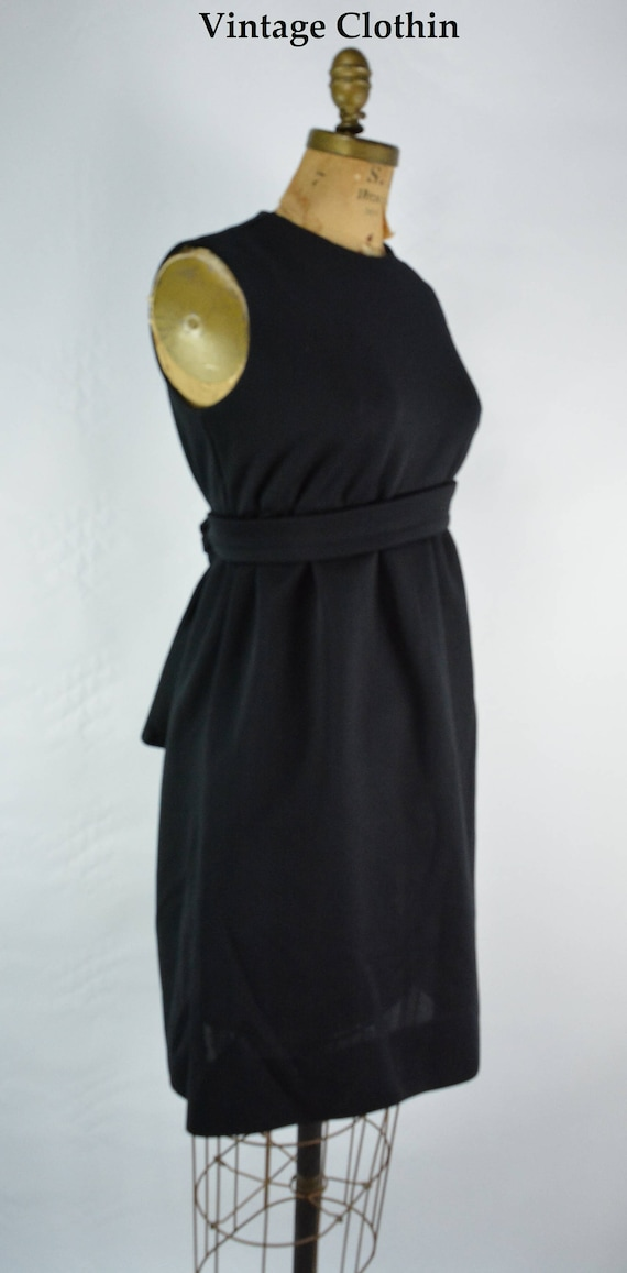1960s Jonathan Logan Dress, Black Dress, 1960s Dre