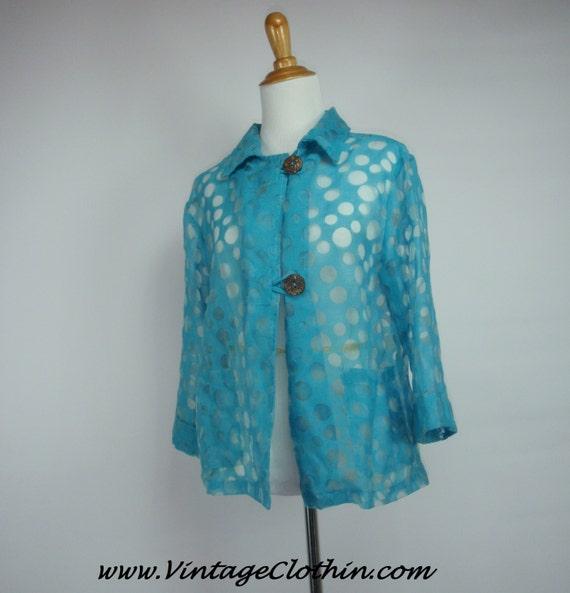 1980s/1990s Nouveau Monde Jacket, Coat, Vintage Ja