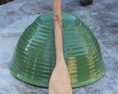 Maple Spoon Hand-Carved by Zen Spoonmaster - shipping included