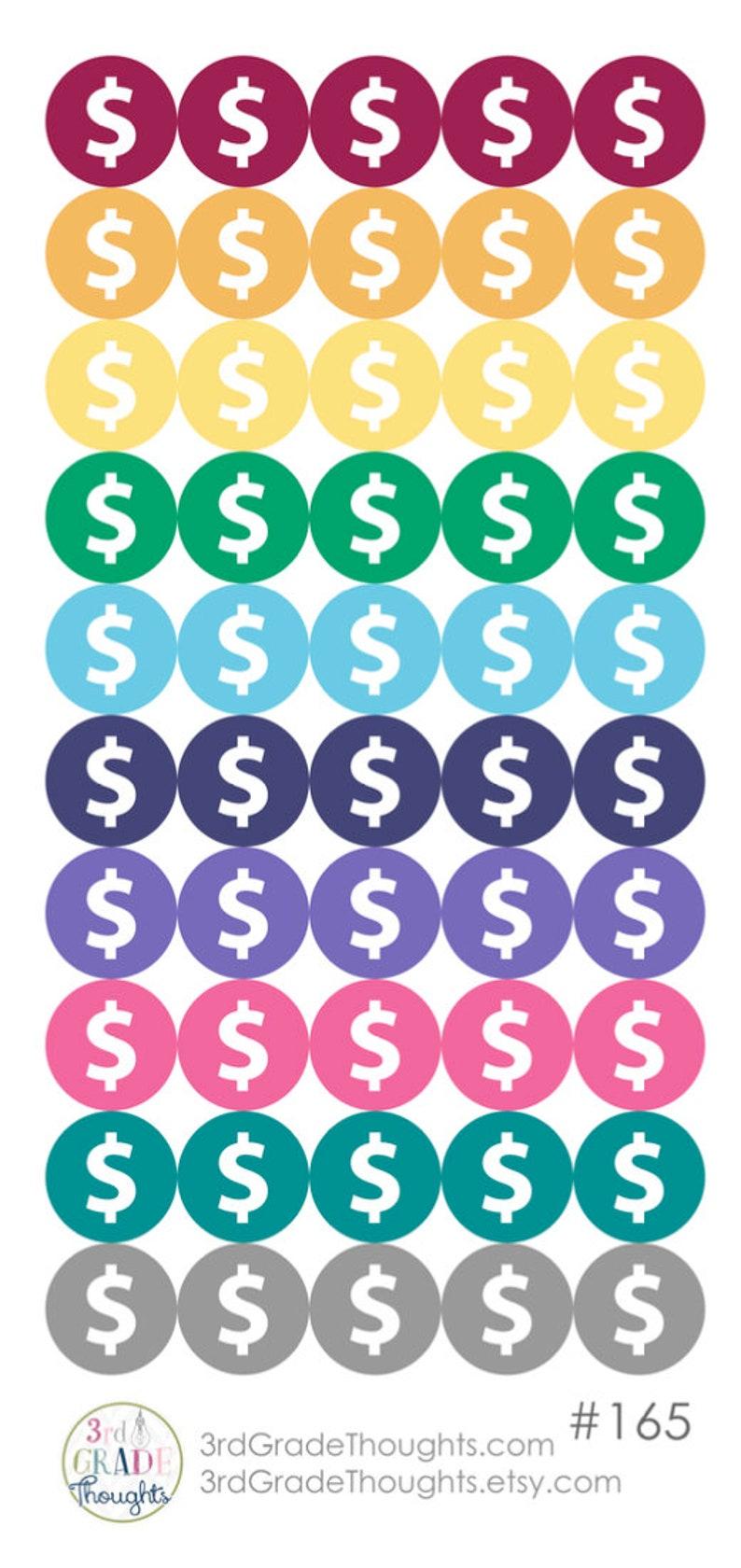 Cash Budget Money Dollar 165 image 0