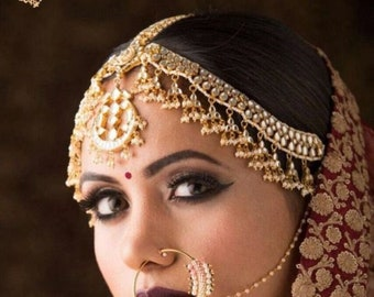 Head jewelry | Etsy