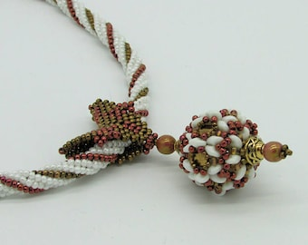Ode To Autumn Necklace