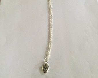 Another Skull Necklace!