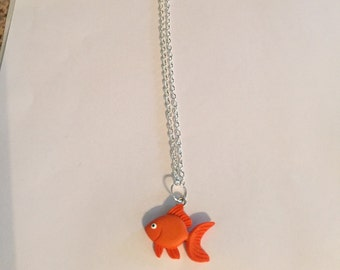Goldfish Necklace!
