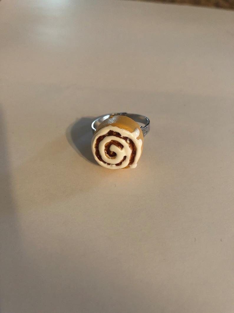 Cinnamon bun ring!