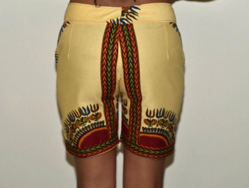 Kitenge shorts,Summer wear,buddha pants womens shorts Dashiki shorts,Ankara shorts,skorts and shorts,colorful shorts African print shorts