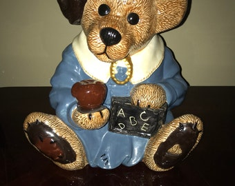 The Boyds Bears Collection Cookie Jar