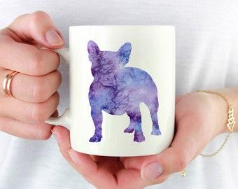 French Bulldog Mug - French Bulldog Lover Gift - French Bulldog Coffee Mug - Unique French Bulldog Gifts