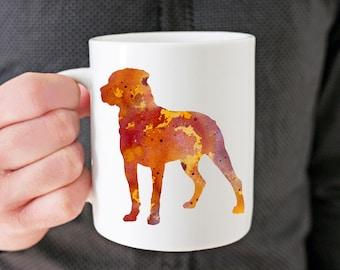 Rottweiler Mug - Rottweiler Lover Gift - Rottweiler Coffee Mug - Unique Rottweiler Gifts