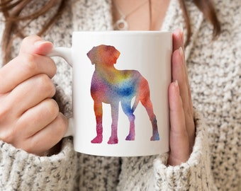 Rhodesian Ridgeback Mug - Rhodesian Ridgeback Lover Gift - Rhodesian Ridgeback Coffee Mug - Unique Rhodesian Ridgeback Gifts