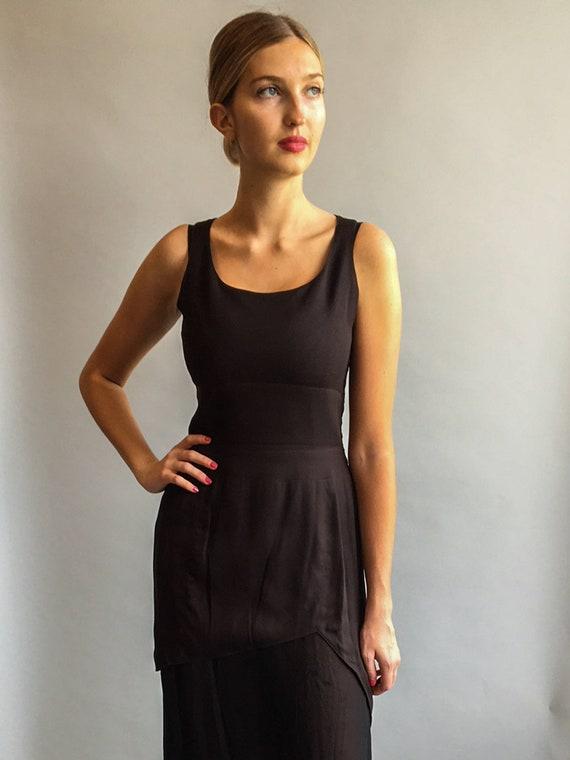 Vintage Claude Montana Dress